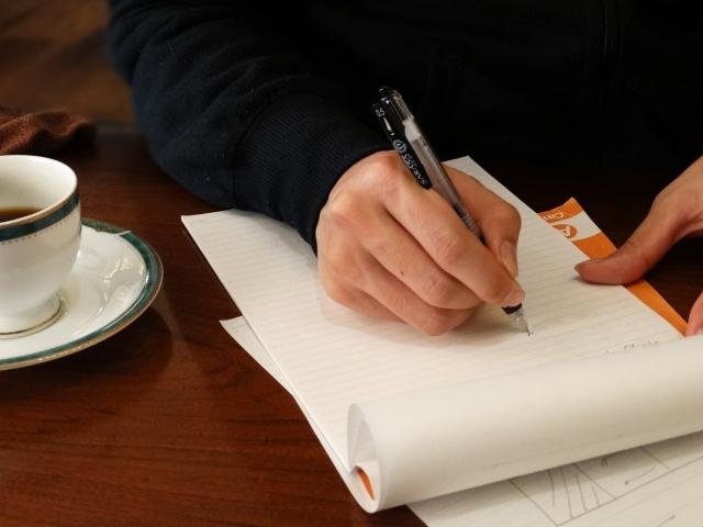 忙しい人ほど紙に書け!時間の無駄使いはこれで解決!